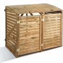 Achat - Vente Cache conteneur pour déchet