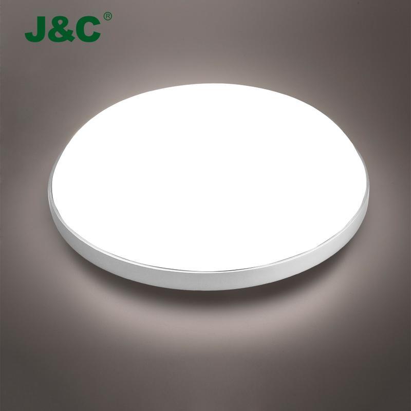 24w Plafonnier Led Rond Dimmable Lampe De Plafond Ip20 Avec Fonction