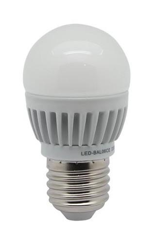 230 3 Sphère Blanc Led V Froid W Lampe Velleman E27 5 SMpUVz