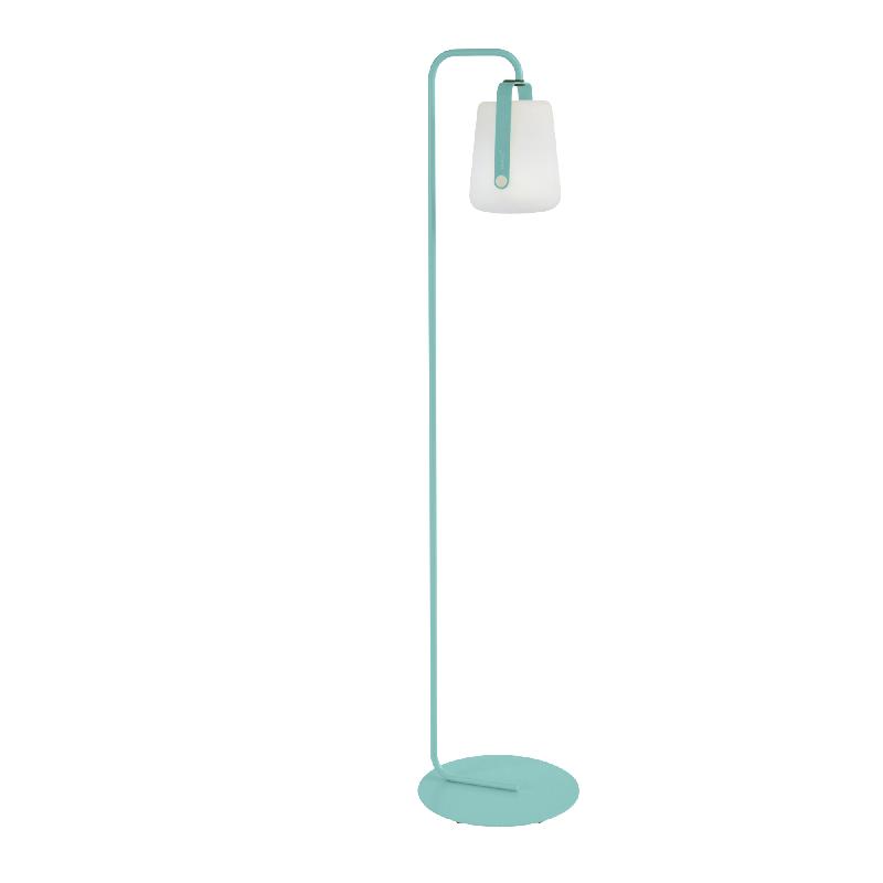 Pied Lampe H157cm Nomade D'extérieur Lagune Bleu Balad Led Avec vOwy8mNn0