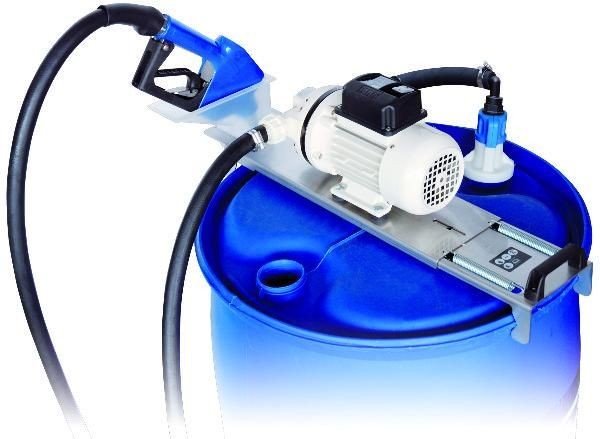 POMPE A MEMBRANE 230V 35L PIST.MANUEL AD-BLUE