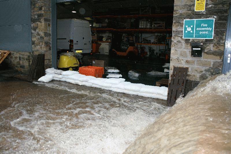 PACK INONDATIONS : 20 SACS ANTI-INONDATIONS FLOODSAX