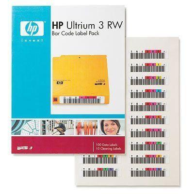 HP Q2007A BAR CODE LABEL