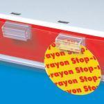 STOP RAYON GRIPS FACING ARTICULÉ