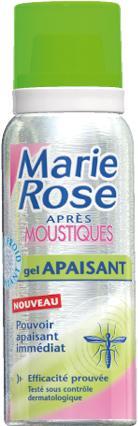 GEL FROID APAISANT PIQÛRE MOUSTIQUE MARIE-ROSE