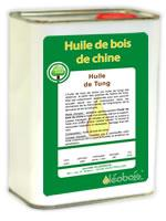 HUILE DE BOIS DE CHINE PURE