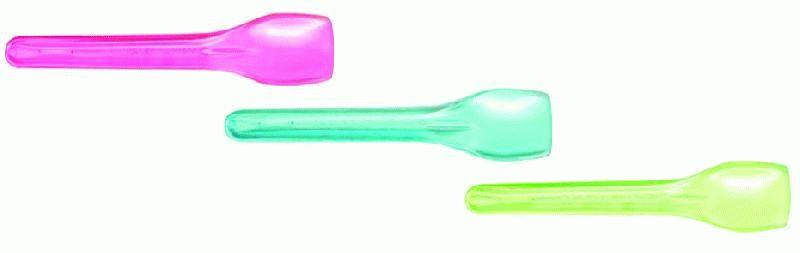 CUILLÈRE À GLACE PLASTIQUE - 650 UNITÉS
