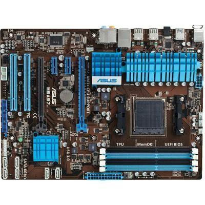 CARTE MÈRE ASUS M5A97 R2.0 SOCKET AMD AM3+ FORMAT ATX CHIPSET DE LA CARTE MÈRE AMD® 970