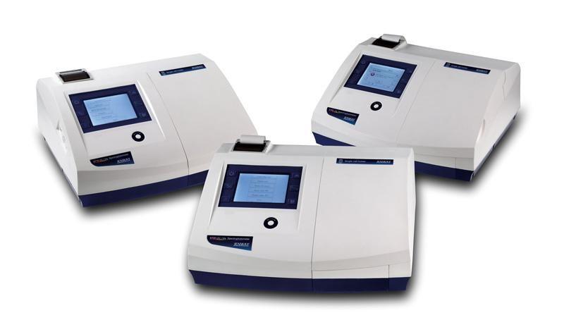 Imprimante intégrée pour spectrophotomètre série 67