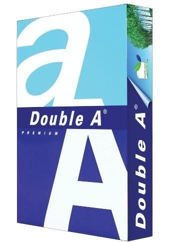RAMETTES DE 500 FEUILLES PAPIER BLANC DOUBLE A - A4 80G - NEUF - DOUBLE A