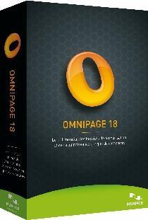 LOGICIEL OMNIPAGE 18 - MONOPOSTE TARIF EDUCATION