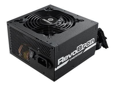 ENERMAX REVOBRON ERB600AWT - ALIMENTATION ÉLECTRIQUE (INTERNE) - ATX12V 2.4 - 80 PLUS BRONZE - CA 100-240 V - 600 WATT - PFC ACTIVE