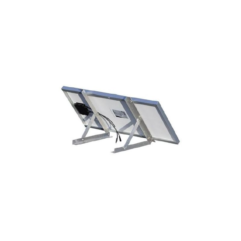 SUPPORT PANNEAU SOLAIRE MURAL SM3 - ENERGIE MOBILE