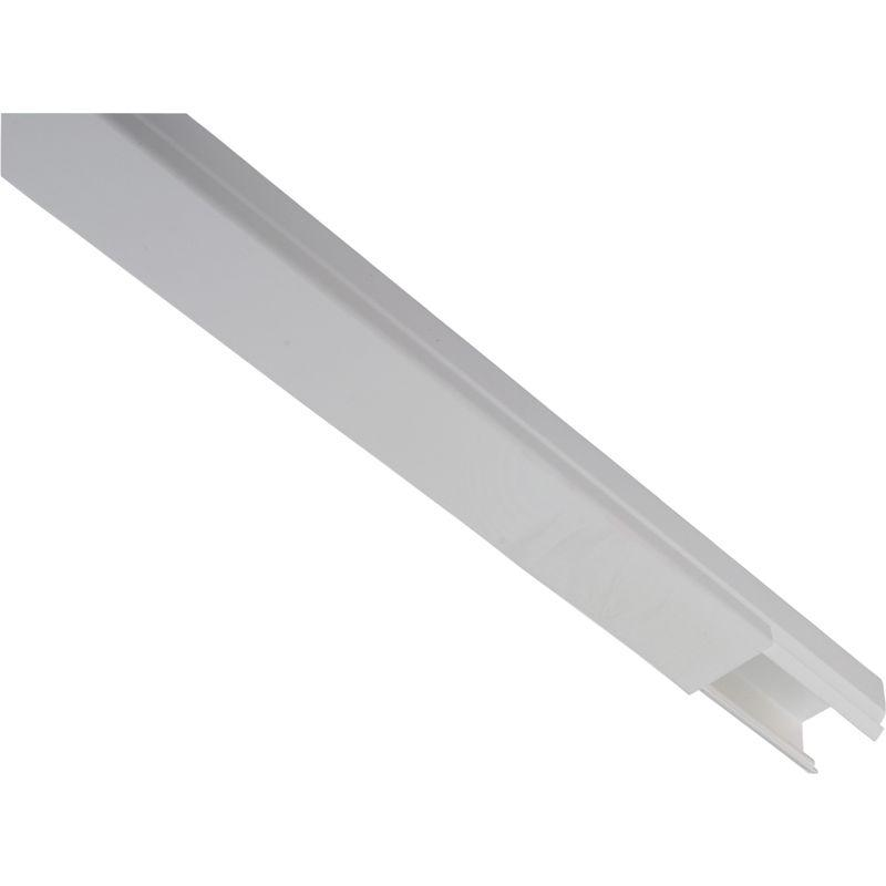 GOULOTTE ATTEMA P25 2M BLANC RAL 9010
