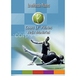 DVD COURS DE PILATES PETIT MATÉRIEL
