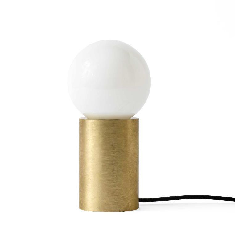 5cm Poser H18 Laiton Par À Lampe Socket Norm Menu Designé Brossé 4Aqc5jL3R