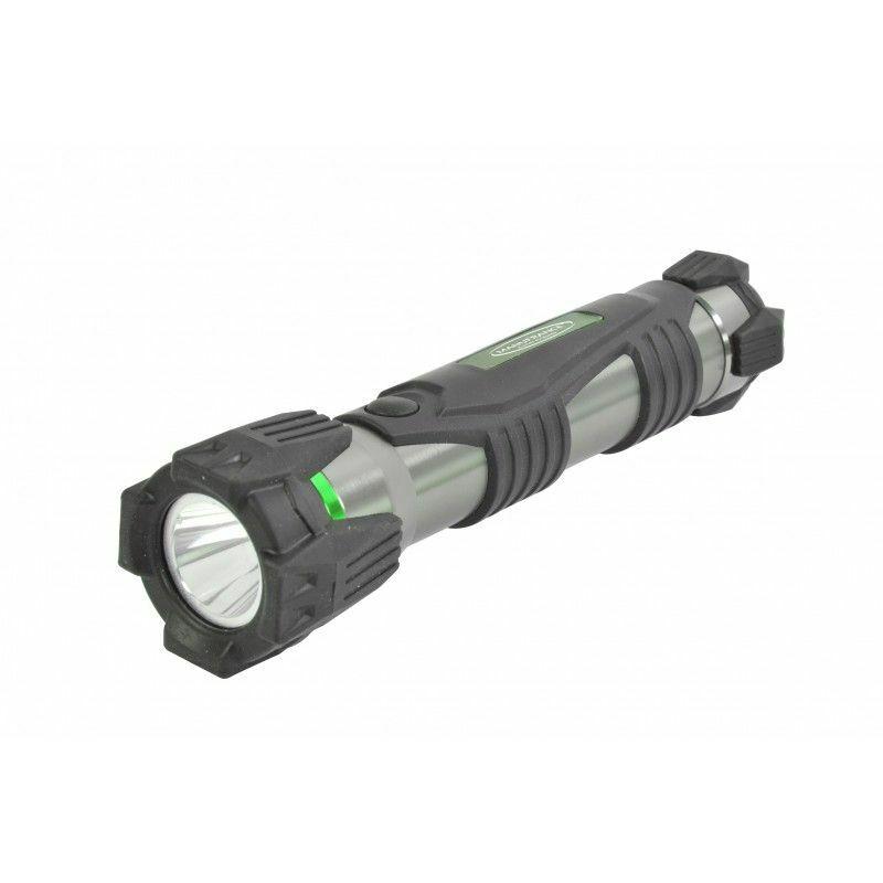 3w Lumens 100 Torche Cm Aluminium Led 20 3 Fonctions Lampe QCoEBdxWre