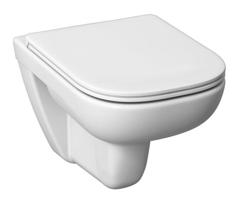 DEEP BY JIKA - CUVETTE DE WC SUSPENDUE 430X360X360MM, BLANCHE (H8206100000001)