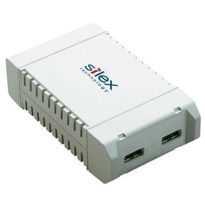 SERVEURS RÉSEAU USB SILEX TECHNOLOGY SX-3000GB