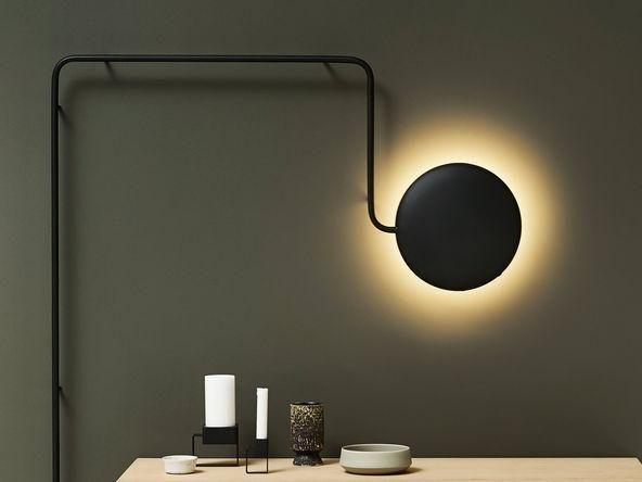 LAMPE MURALE DESIGN MERCURY