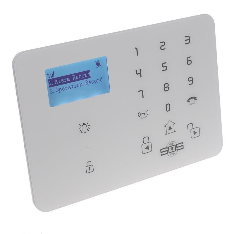 TRANSMETTEUR GSM KP-9 2G - COMPATIBLE TOUTE CENTRALE D'ALARME (GAMME KP) - ULTRA SECURE