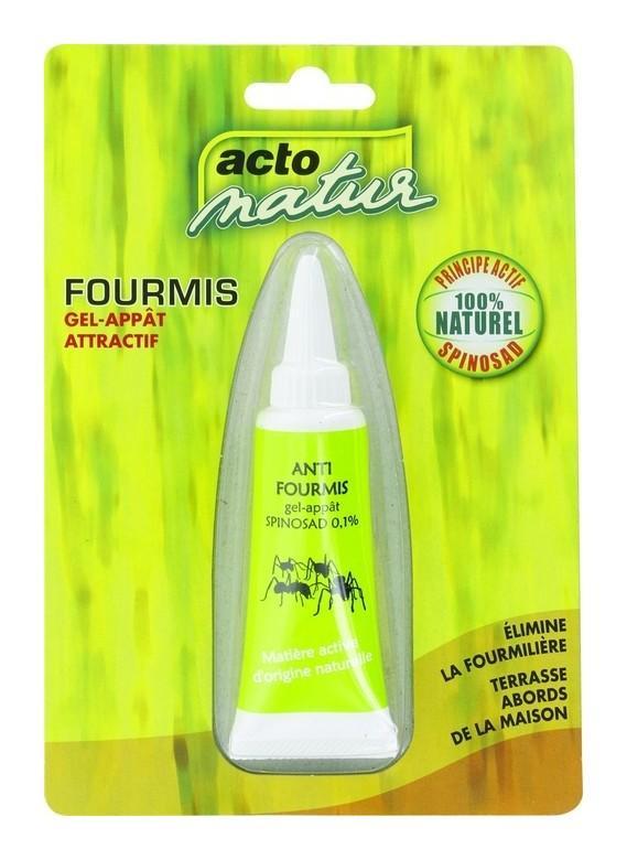 FOURMIS APPAT ACTO NATUR - TUBE APPÂT 20 G