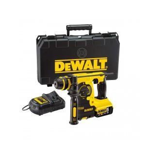 DEWALT DCH253P1T (1 X 5,0 AH + DCB115 + TSTAK II)