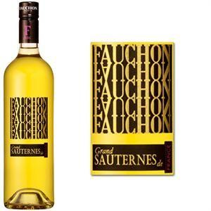 GRAND SAUTERNES FAUCHON 75CL