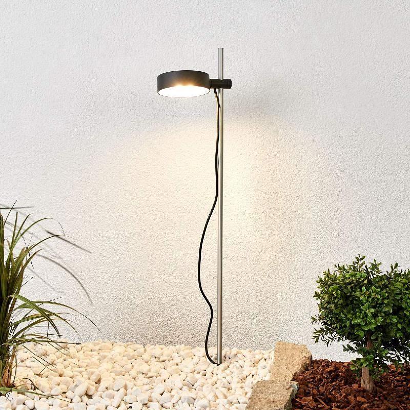 LAMPE LED SUR PIQUET EVAN À TÊTE PIVOTABLE