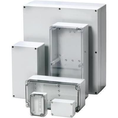 COFFRET D'INSTALLATION FIBOX EURONORD ABT 121210 9996347 GRIS CLAIR (RAL 7035) 120 X 122 X 95 ABS, POLYCARBONATE 1 PC(S