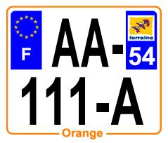 PLAQUE D IMMATRICULATION SCOOTER 14 X 12 CM PLEXI Comparer les prix ... fbe090d1ea