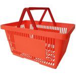 PANIER MAGASIN 28L - 2 ANSES