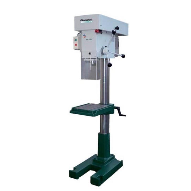 PERCEUSE COLONNE CAP32 CM3 5VIT 245/2200 TR/MN 1,1KW