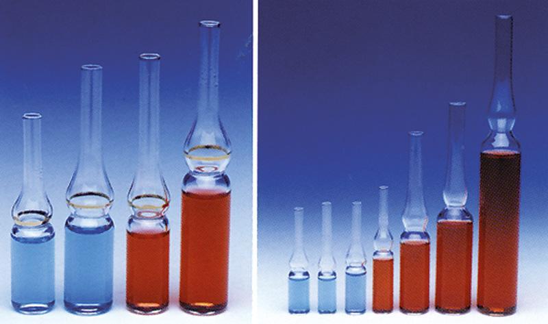 Ampoule en verre standard 5 ml Wheaton