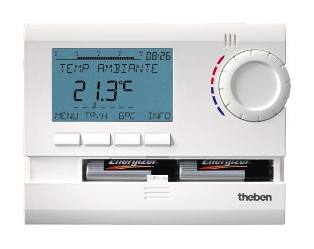 THERMOSTAT D'AMBIANCE DIGITAL RAMSES 811 - THEBEN