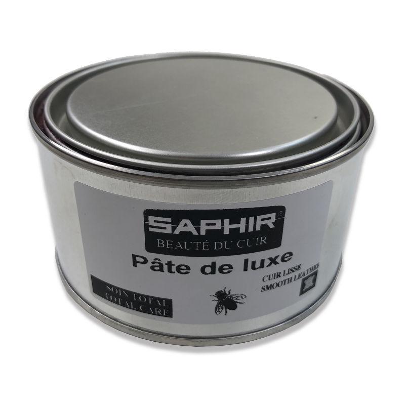 CIRAGE PÂTE DE LUXE SAPHIR, 250 ML NOIR