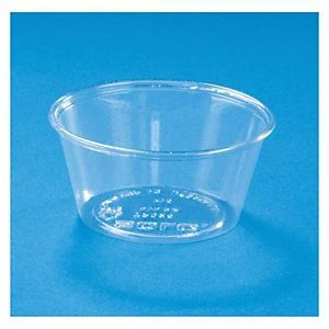 POT PLASTIQUE 96ML