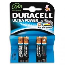 DURACELL BLISTER DE 4 PILES 3LR03 1,5VOLT ULTRA POWER