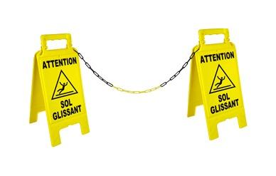 KIT SOL GLISSANT + 5M DE CHAINE Ø6MM - 4292007 - NOVAP