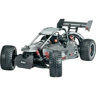 BUGGY THERMIQUE RTR 1/6 2WD REELY CARBON FIGHTER III
