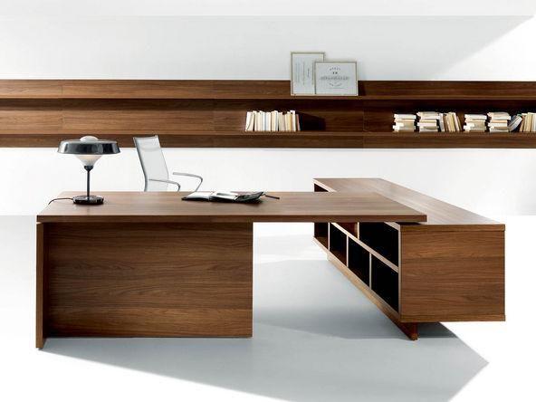 Bureau de direction sur crÉdence moderne en bois comparer les prix