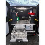 Meubles de rangement pour véhicules utilitaires