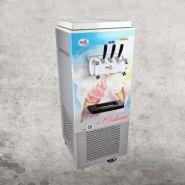 Sorbetière machine à glaces à l'italienne