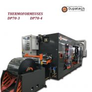 Machines pour thermoformage