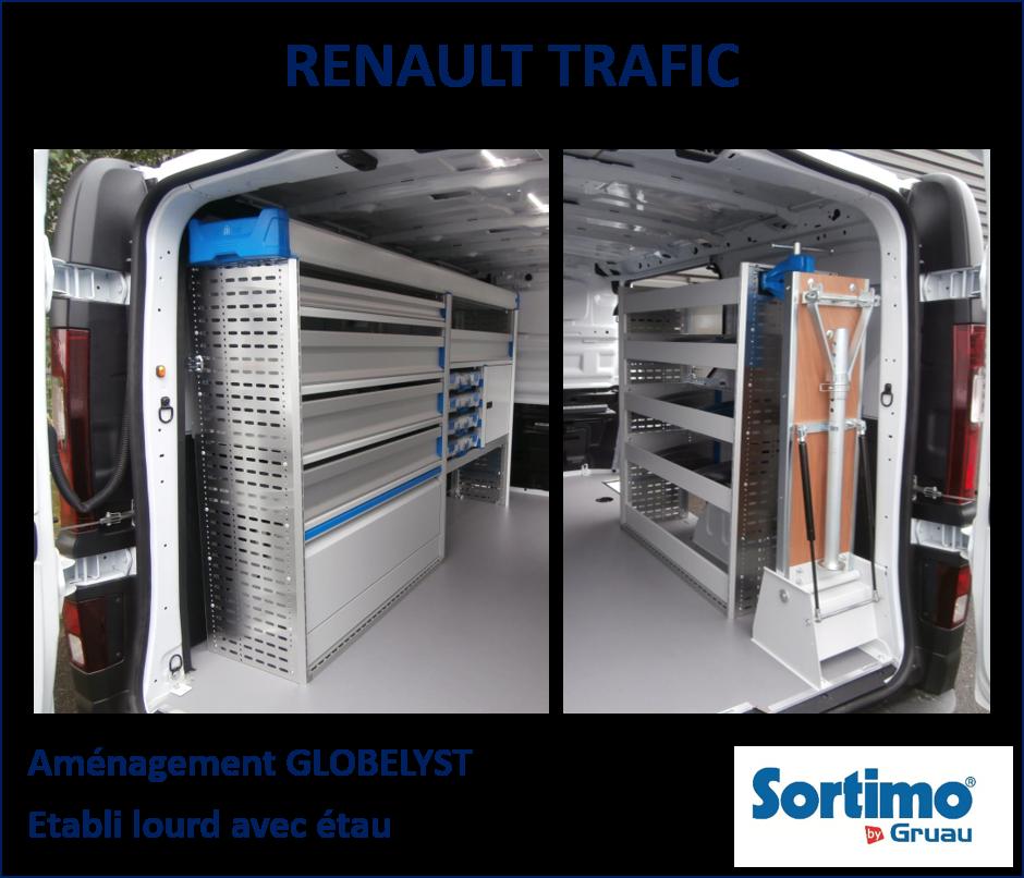 Amenagement Interieur Pour Renault Trafic