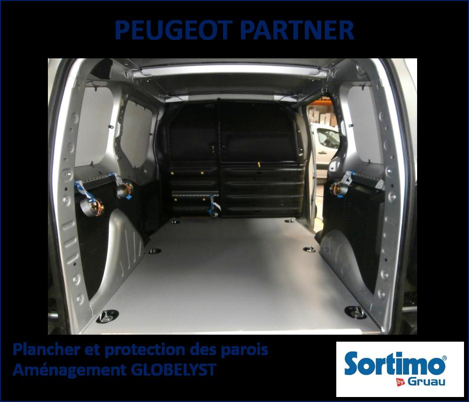 Amenagement Interieur Pour Peugeot Partner