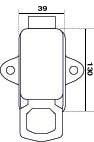 Poignee interieur chambre froide descondamnation 500 501 for Construction chambre froide pdf
