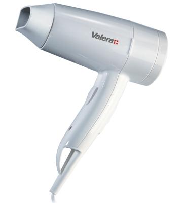 Seche cheveux valera compact push blanc for Fournisseur materiel hotelier