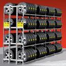 Achat - Vente Rayonnage à pneu