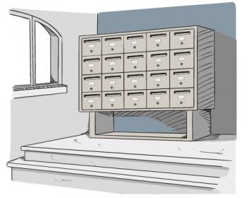 Boîtes Aux Lettres Sur Pied à Prix Mini Helloprofr